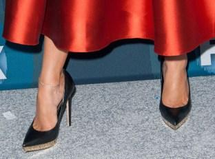 Jennifer Lopez's Charlotte Olympia 'Debbie' pumps