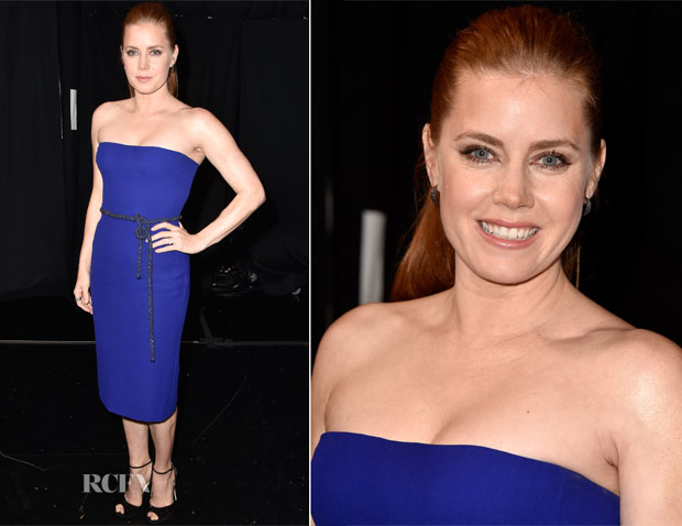 Amy Adams In Gucci - 2015 People's Choice Awards