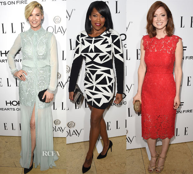 ELLE's Annual Women in Television Celebration5