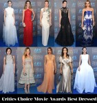 Who Was Your Best Dressed At The 2015 Critics' Choice Movie Awards?