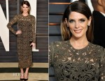 Ashley Greene In Rachel Roy - 2015 Vanity Fair Party