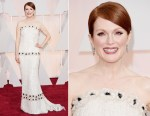 Julianne Moore In Chanel - 2015 Oscars