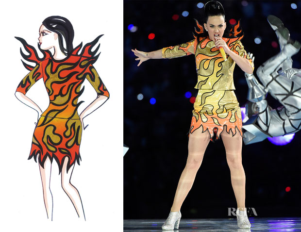 Katy Perry Superbowl 1