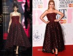 Paloma Faith In Armani Privé, Giles & Dolce & Gabbana - 2015 BRIT Awards