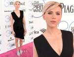 Scarlett Johansson In Bec & Bridge - 2015 Film Independent Spirit Awards