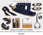 Net-A-Porter's Milan Fashion Week Edit