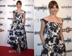 Michelle Jenner In Oscar de la Renta - Fotogramas Awards