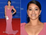 Gina Rodriguez In Gustavo Cadile - 2015 White House Correspondents' Association Dinner