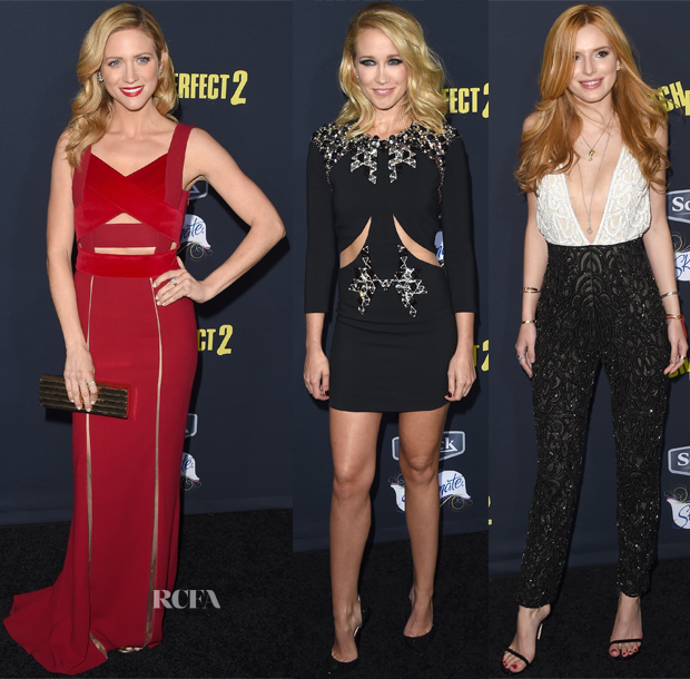 'Pitch Perfect 2′ LA Premiere Red Carpet Roundup