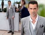 Colin Farrell In Dolce & Gabbana - 'The Lobster' Cannes Film Festival Photocall
