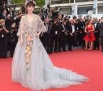 Fan Bingbing In Marchesa -  'Mad Max: Fury Road' Cannes Film Festival Premiere