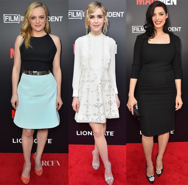 Film Independent At LACMA Special Screening Of 'Mad Men'