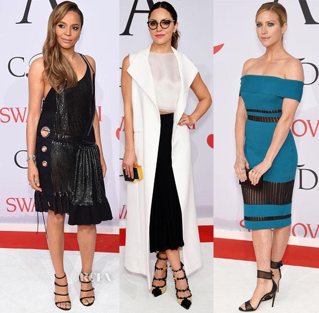 2015 CFDA Fashion Awards Red Carpet Roundup 4