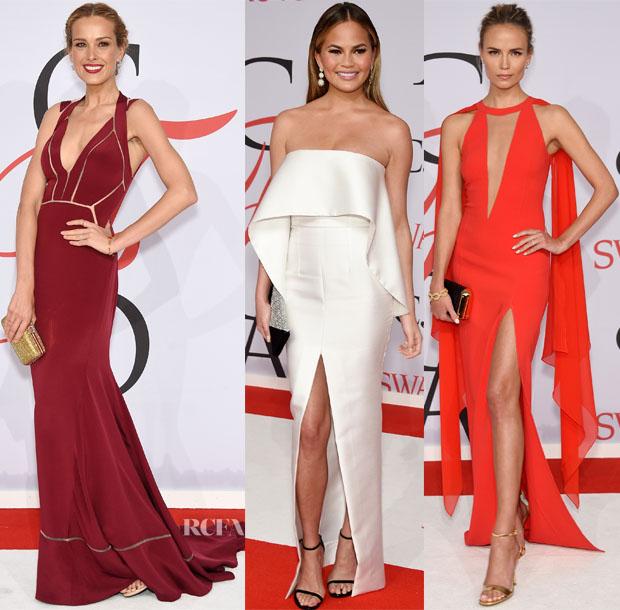 2015 CFDA Fashion Awards Red Carpet Roundup 6