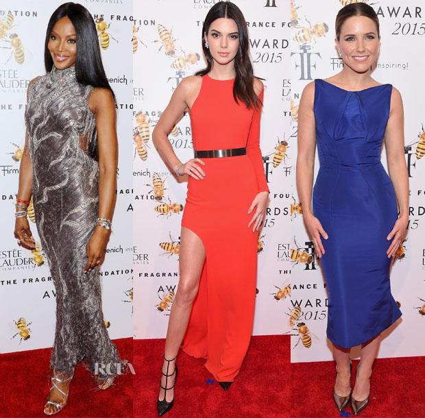 2015 Fragrance Foundation Awards Red Carpet Roundup