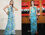Olivia Wilde In Reformation - 'The Wolfpack' New York Premiere