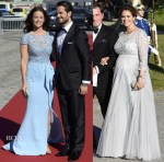 Pre-Wedding Dinner of Swedish Prince Carl Philip and Sofia Hellqvist