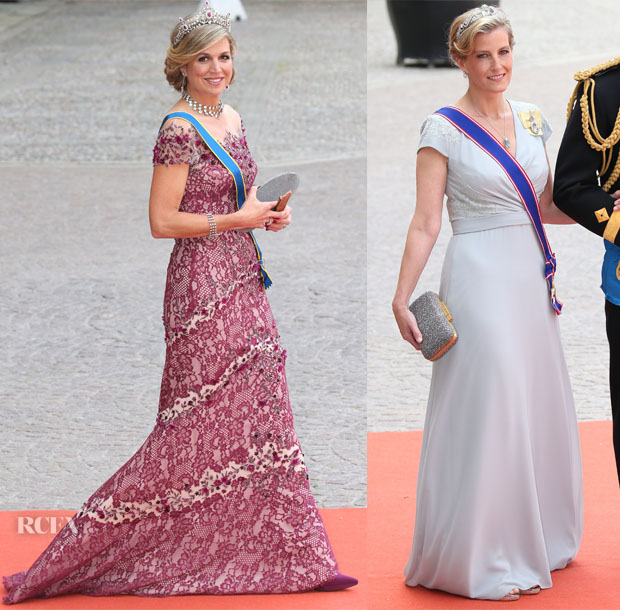 Prince Carl Philip Of Sweden And Princess Sofia of Sweden's Wedding Guests 3