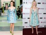Elle Fanning In Prada - The Opening Night Gala Of 'Tig'