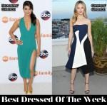 Best Dressed Of The Week - Priyanka Chopra In Cushnie et Ochs & Halston Sage In Prabal Gurung