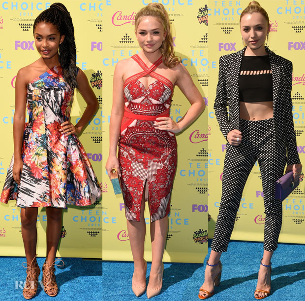 Teen Choice Awards Roundup 2