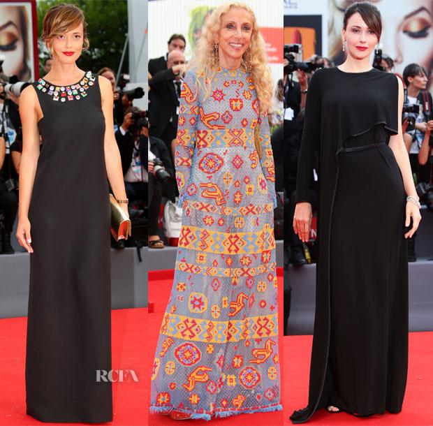 'Everest' Venice Film Festival Premiere & Opening Ceremony Red Carpet Roundup 2