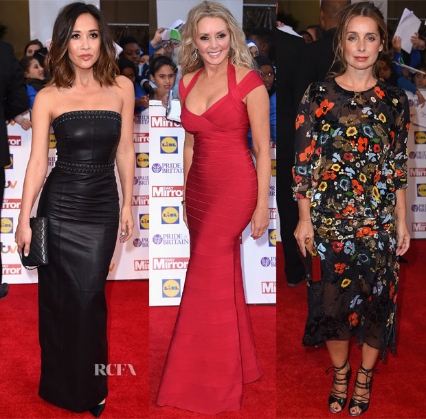 2015 Pride Of Britain Awards Red Carpet Roundup