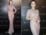Carina Lau In Ralph & Russo Couture - Bulgari High Jewellery Dinner