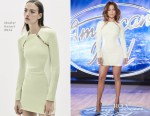 Jennifer Lopez In Mugler - American Idol Denver Auditions