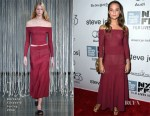 Alicia Vikander In Barbara Casasola - 'Steve Jobs' New York Film Festival Premiere