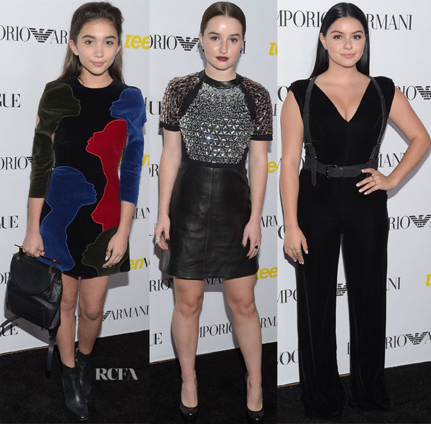 Teen Vogue Young Hollywood Party Red Carpet Roundup 2