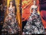 Elizabeth Banks In Elie Saab Couture - 'The Hunger Games: Mockingjay - Part 2' Berlin Premiere