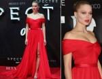 Lea Seydoux In Miu Miu - 'Spectre' Mexico City Premiere