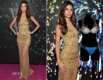 Lily Aldridge In Zuhair Murad - Victoria's Secret Fantasy Bra Unveiling