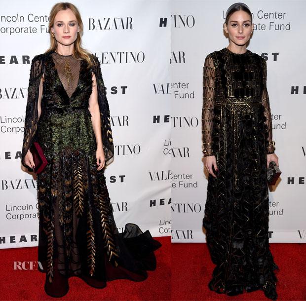 An Evening Honoring Valentino Black Tie Gala