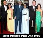 Best Dressed Plus One 2015 - Jenna Dewan Tatum