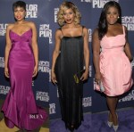 'The Color Purple' Broadway Opening Night