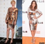 Who Wore Tom Ford Better...Charlize Theron or La La Anthony?