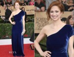 Ellie Kemper In Wai Ming - 2017 SAG Awards