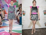 Melissa George In Schiaparelli Couture - 40th Best Ceremony