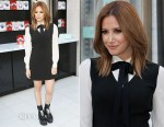 Ashley Tisdale In Kate Spade New York - DUO Launch