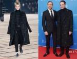 Charlie Hunnam In Prada & Robert Pattinson In Dior Homme – 'The Lost City of Z' Berlin Film Festival Premiere