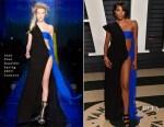 Gabrielle Union In Jean Paul Gaultier Couture - 2017 Vanity Fair Oscar Party