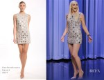 Gwen Stefani In Kaufmanfranco - 'The Tonight Show Starring Jimmy Fallon'