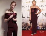 Malin Akerman In Galvan - 'Billions' Season 2 New York Premiere