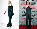 Michelle Dockery In Monse - 10th Annual Women In Film Pre-Oscar Cocktail Party