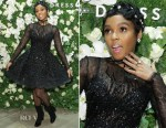 Janelle Monae In Zuhair Murad - Lord & Taylor Celebrates The Dress Address