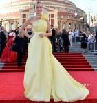 Amanda Holden In Celia Kritharioti - 2017 Olivier Awards