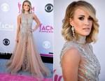 Carrie Underwood In LaBourjoisie - 2017 ACM Awards