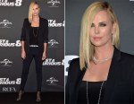 Charlize Theron In Christian Dior - 'Fast & Furious 8' Paris Premiere